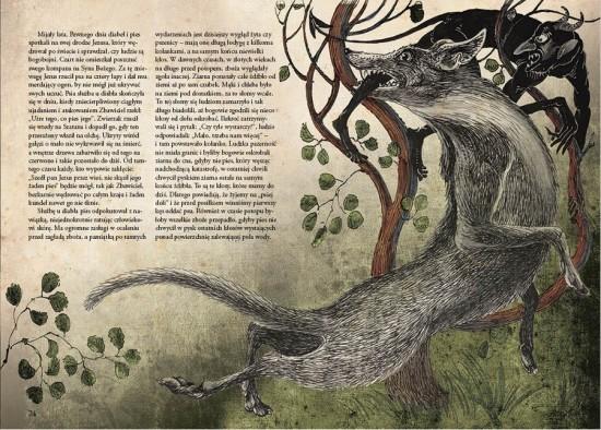 Bestiarusz zwierzęta II