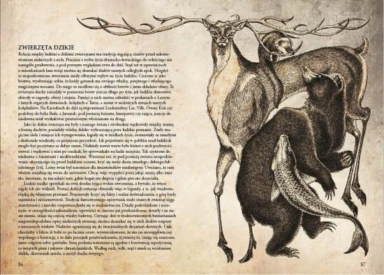 Bestiarusz zwierzęta IV