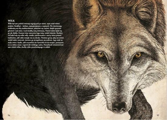 Bestiarusz zwierzęta V