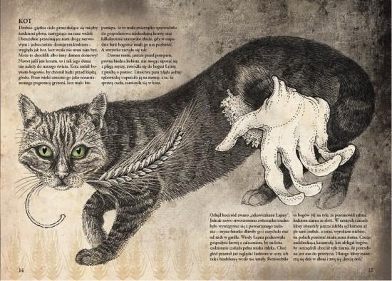Bestiarusz zwierzęta